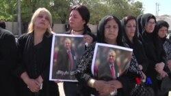 Herêma Kurdistanê Şîna Mam Celal Digire
