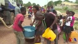 Trois mois sans eau dans la deuxième plus grande ville de Côte d'Ivoire (vidéo)