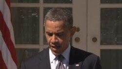 奥巴马讲话英文视频节录