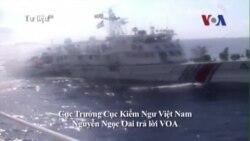 TQ tiếp tục tấn công, gây thương tích cho phía VN gần giàn khoan Hải Dương
