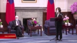 Đài Loan tuyên bố sẽ cùng Mỹ chống lại các đe dọa từ Trung Quốc