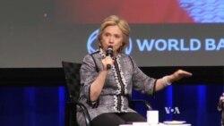 Hillary Clinton Issues Foreign Policy Memoir: 'Hard Choices'