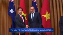 Việt Nam củng cố quan hệ chiến lược toàn diện với Australia và Nhật Bản