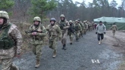 US Troops Show Solidarity with Ukraine Through Training