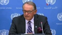 ONU condena ataque contra escuela en Gaza