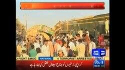 巴基斯坦列車相撞 至少17人喪生