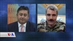 Şervan Derwîş: Di Demeke Kurt de Gelek Pêşketin li Minbicê Çêbûn