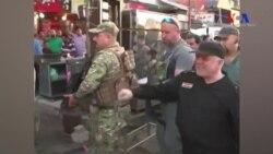 Abadi Musul'da Zafer İlan Etti