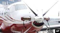 Hình ảnh một chiếc Pilatus PC-12 (ảnh minh họa).