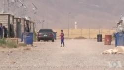 美国之音英语视频:摩苏尔难民不知何时能回家