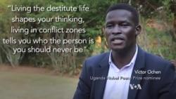 Ugandan Nobel Peace Prize Nominee Victor Ochen