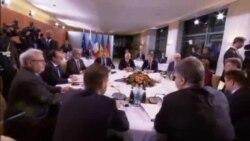 Ukraine Peae Meeting