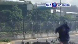 Manchetes Mundo 23 Junho 2017: Protestos mortais na venezuela