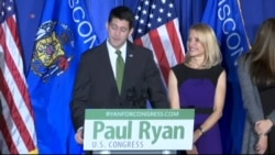 PAUL RYAN: Being Eager to Get Back to Work and Watching the Polls