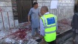 دهها کشته بر اثر انفجار انتحاری در افغانستان