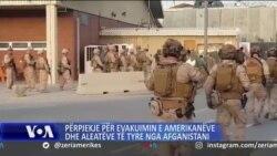 Përpjekje intensive për evakuimin e amerikanëve dhe aleatëve të tyre nga Afganistani