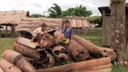 Unintentional Consequences for Victims of Unexploded Artillery in Laos