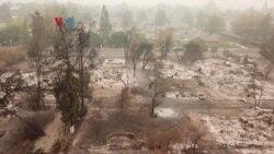 Diaspora Indonesia Bantu Korban dan Pemadam Kebakaran di Oregon