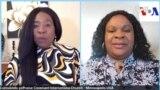 Mufundisi Rebecca Makayi Vokurudzira Vanhu Kuti Vanamate Apo America Irikucherechedza Kurwisa Kwayakaitwa Muna 2001