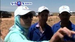VOA60 DUNIYA: Gwamnatin Kasar Morocco Na Yakar Matsalar Kwararar Hadama, Yuni 24, 2015
