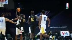 Farafina NBA Sanfai Tchelu BAL Angola ye Sebaya Sorow Mali Kan 84-66