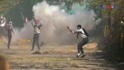 سری نگر: طلباء تنظیموں کا احتجاج