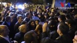 Diyarbakır Belediye Eş Başkanları Gözaltına Alındı