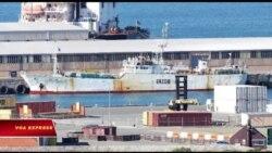 New Zealand tìm thấy 3 thuyền viên Việt trên tàu Hàn Quốc