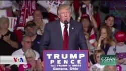 Piştî Sala Yekê, Sîyaseta Derve ya Trump