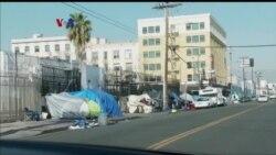 Krisis Tuna Wisma di Los Angeles