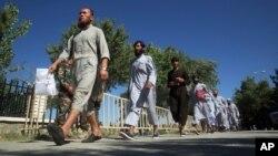 Hibsdan ozod qilingan Tolibon mahbuslari, 2020-yil, 26-may