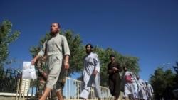 လႊတ္ၿပီးသား တာလီဘန္ ၆၀၀ အာဖဂန္အစိုးရ ျပန္ဖမ္း