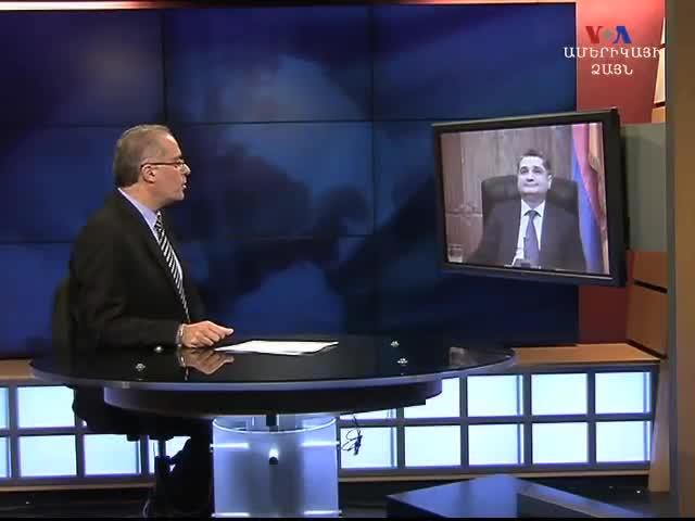 Հարցազրույց ՀՀ վարչապետ Տիգրան Սարգսյանի հետ (ամբողջական տարբերակ)