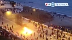 Manchetes africanas 20 Maio: Conflito perto da fronteira de Marrocos com o enclave espanhol de Ceuta