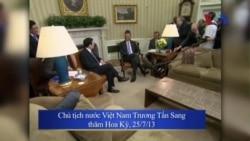 Truyền hình vệ tinh VOA Asia 20/9/2014