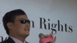 陳光誠:民主在台灣成功說明它適合華人世界