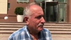 Mehman Əliyev azadlığa çıxıb
