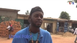 Rap pela paz na República Centro Africana