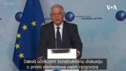Vučić i Hoti razgovarali sa Boreljom