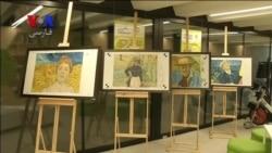 تصویری منحصر به فرد از نقاشی های ونگوگ در فیلم نامزد اسکار: دوست داشتن ونسان