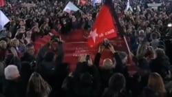 Шантажу Європи Грецією допомагають Москва та Пекін. Відео