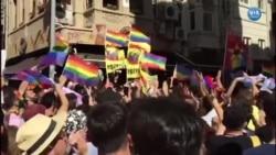 İstanbul Onur Yürüyüşüne Polis Engeli