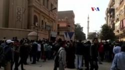 Ataque no Cairo em igreja cristã