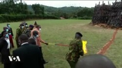 Kenyatta awapa motisha watengenezaji silaha kujisalimisha