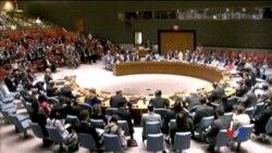 2015-07-21 美國之音視頻新聞:安理會通過執行伊朗核協議機制