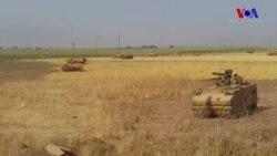 Türkiye-Irak Sınırında Askeri Tatbikat