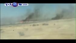 Cháy lớn ở bang Washington lan rộng hơn 300 hecta (VOA60)