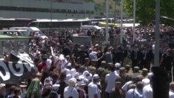 Serbian PM Attacked at Srebrenica Event