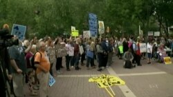Politicians Support Native American Protest Against Oil Pipeline
