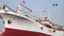 Hai người Việt mất tích ở Đại Tây Dương